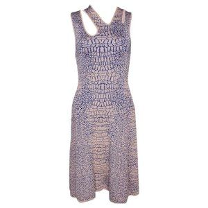 MCQ BY ALEXANDER MCQUEEN Dress Sz L NWT $6…